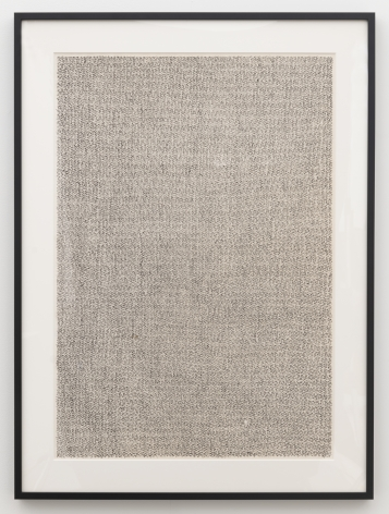 León Ferrari. Sin Título, from the Errores series, 1991. Indian Ink on paper, 39 3/8 x 27 1/2 in. (100 x 70 cm.)