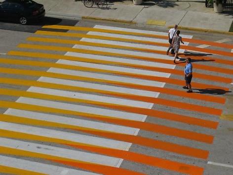 Carlos Cruz-Diez, Carlos Cruz-Diez: Color Aditivo, 1975-2010, Art Basel, Miami Beach 2010