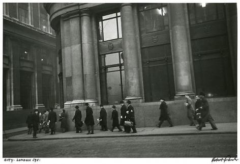 London, Bankers, (Vintage), 1951.