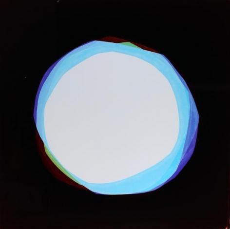 Moons (Jules), 2016, Analog Chromogenic Photo, Unique