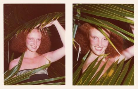 Antonio Lopez, Grace Coddington. April 1975