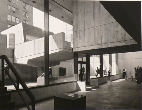 WHITNEY MUSEUM OF AMERICAN ART, 1966