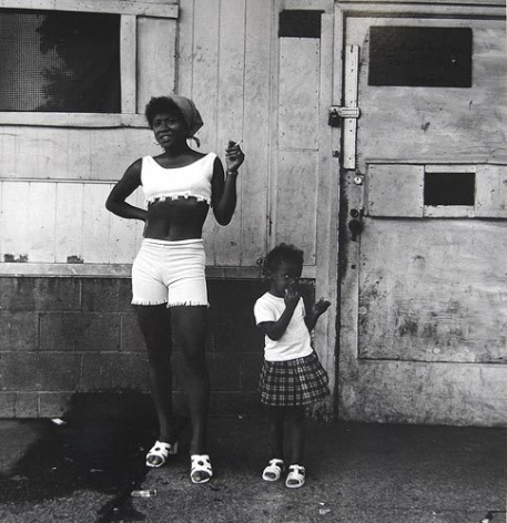 From the series Lower West Side, 1969-1973