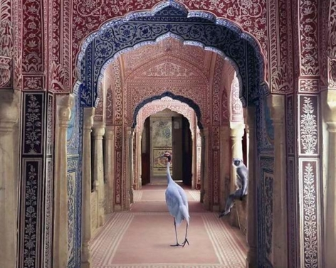Avatars of Devi, Zanana, Samode Palace.