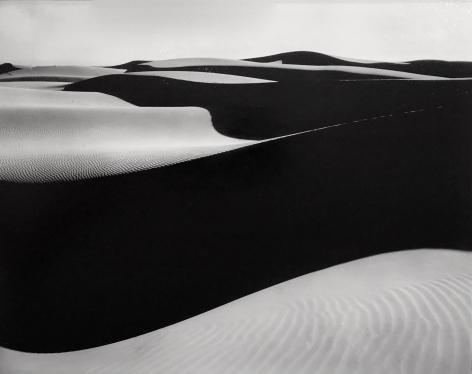 Brett Weston, Dune, Oceano. 1934