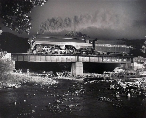 Train #2, Arcadia, VA, 1956