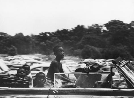 Robert Frank, Detroit. Belle Isle, 1955