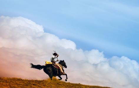 Jim Krantz, Epic Western III, 2021