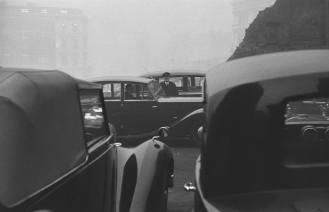 London. 1951, 11 x 14 inch gelatin silver print