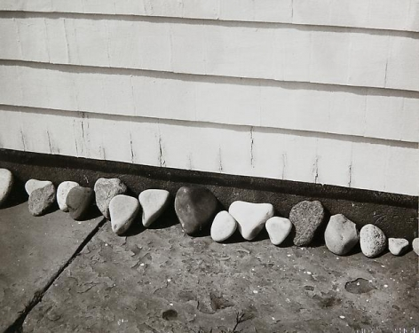 Stones in Monauk.