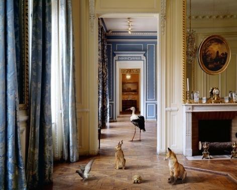 Corridor, 2007, 48 x 60 inch pigment print