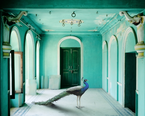 The Queen's Room, Zanana, Udaipur City Palace, 2010, Archival pigment print