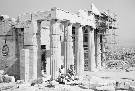 "Untitled from ""On the Acropolis"""