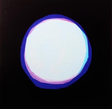 Moons (Nyan), 2016, Analog Chromogenic Photo, Unique