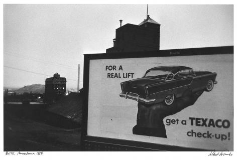 Butte, Montana, 1956, Print Date 1978