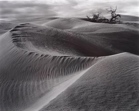 Dunes, Death Valley, 1938.