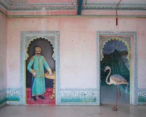 The End of the Hunt, Bara Mahal, Udaipur
