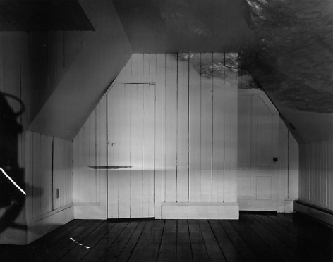 Abelardo Morell. Sea in Attic.  1994.
