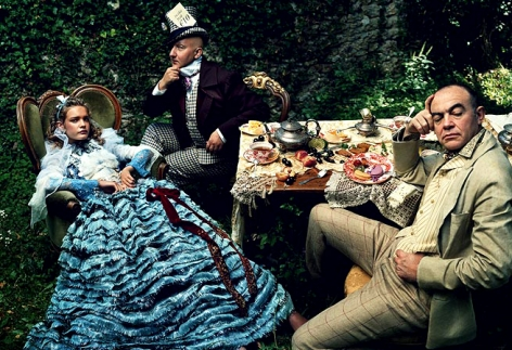 The Mad Tea Party (Stephen Jones and Christian Lacroix), 2003