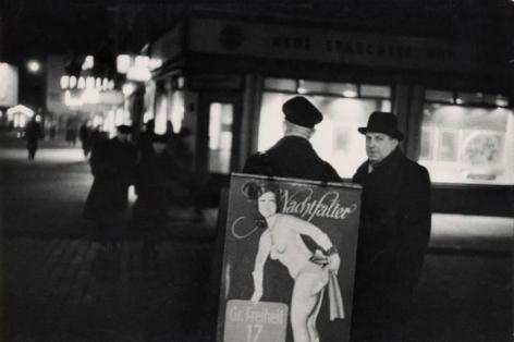 Henri Cartier-Bresson, Hamburg. 1952.