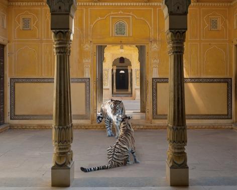 The Arrow of Kama, Nahargarh Fort, Jaipur, Archival pigment print