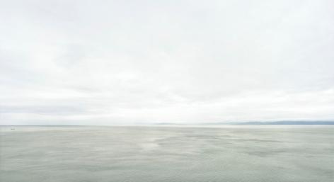 "Suruga Bay, Japan, 2008, 24 x 44"" C-Print"