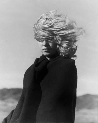 André de Dienes, Marilyn Monroe, Malibu. 1946