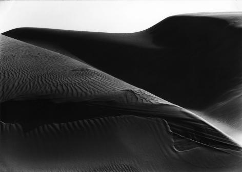 Brett Weston, Dune. 1981