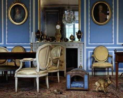 The Blue Salon Louis XVI (4), 2006
