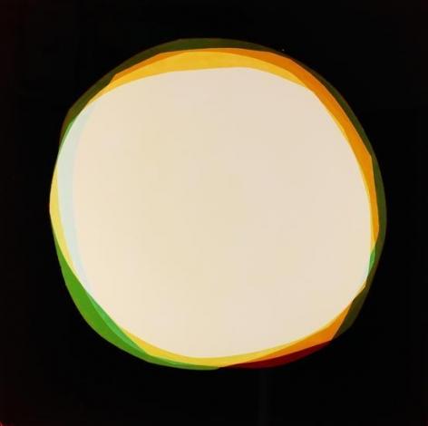 Moons (Carolyn), 2016, Analog Chromogenic Photo, Unique