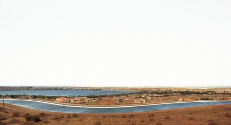 "Antelope Valley, California, From the series Horizons, 2006, 	12 x 22"" C-Print"