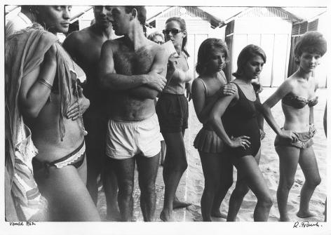 Venice, 1962, Print Date 1978