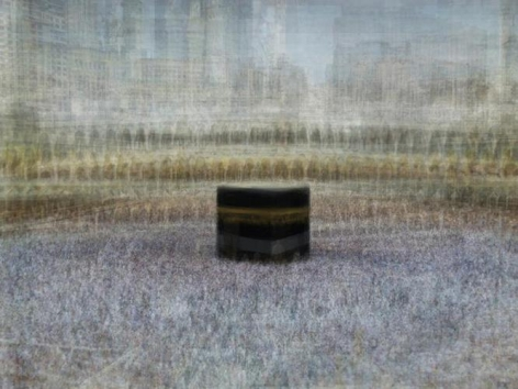 "Corinne Vionnet, Mecca, from the series ""Photo Opportunities"""