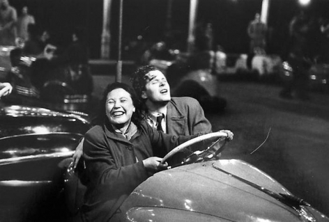 Robert Frank, Paris. 1951.