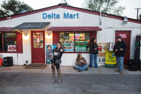 Danna Singer, Delta Mart, 2015