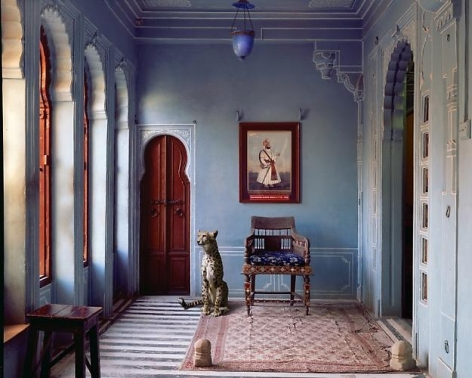 The Maharaja's Apartment, Udaipur City Palace.
