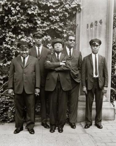 Washington D.C., 1965.