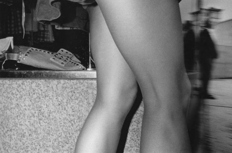 Volumetric Leg Picture. 1975.