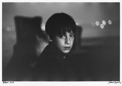 Pablo, 1958, Print Date ca. 1975