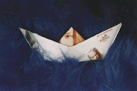 Advert (Hermesl), 2001