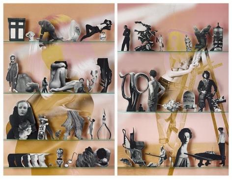 Themes, 2013, 72 x 93 inch C-print