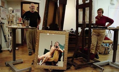 Mandy Corrado. Florence Street Studio, 2004.