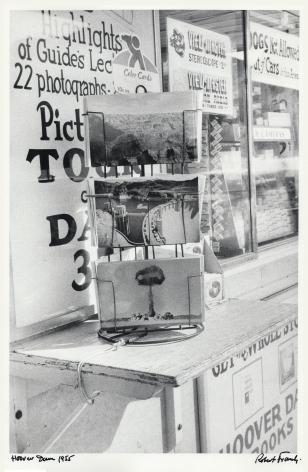 Hoover Dam, 1955, Printed Date 1978