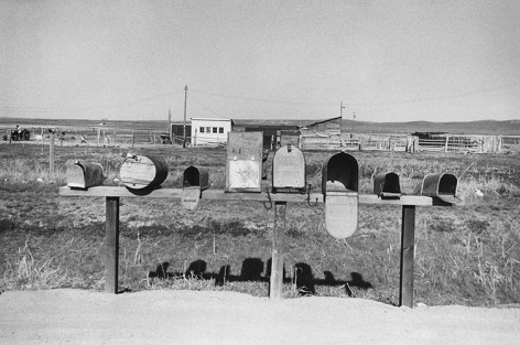 Robert Frank, Nebraska,1955