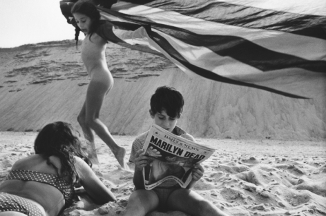 Robert Frank, Wellfleet, Massachusetts, 1962