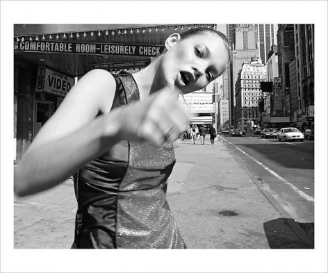 Glen Luchford. Kate Moss. 1994.