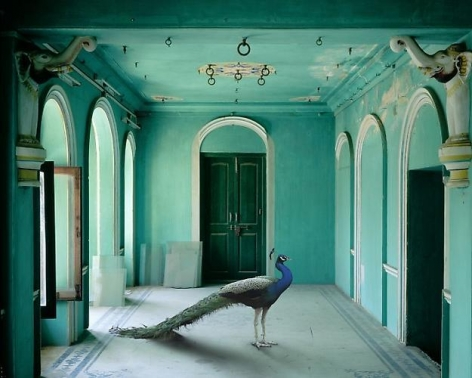 The Queen's Room, Zanana, Udaipur City Palace.