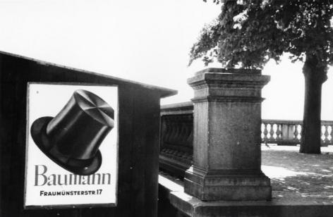 Robert Frank, Zurich. 1952.
