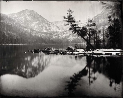 Cascade Lake, 2013