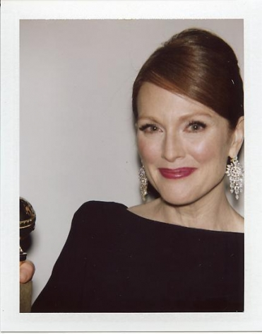 "Julianne Moore, 2013, 	3.5"" x 4.25"""